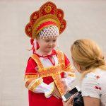 Никитина Кристина дает свое первое интервью