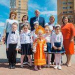 Детский сад Солнышко №42. Никитина Кристина в русском народном костюме