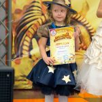 Никитина Кристина на Международном фестивале-конкурсе 'Урожай Талантов'