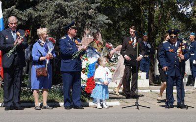 Выступление в День Победы